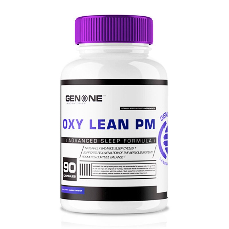 Oxy Lean Pm Sleep Formula
